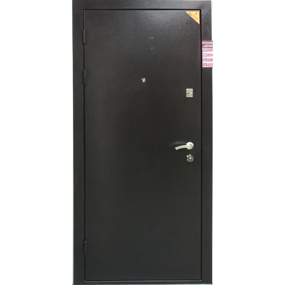 Петли у этой двери Стардис 7 - слева, значит дверь левая.